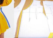 Cómo dibujar un corpiño a partir de las medidas