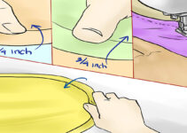 Como hacer manteles con su patrón bien explicado