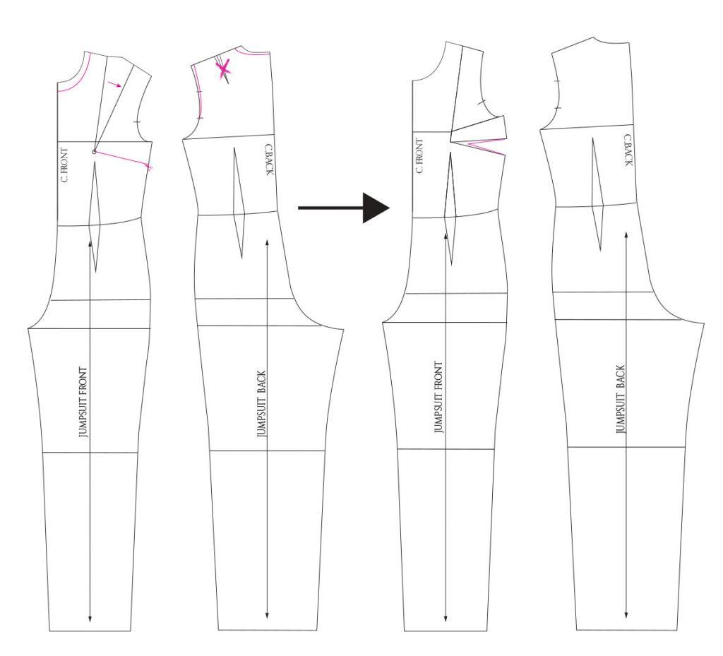 Aprende a coser un enterizo con patrones fáciles